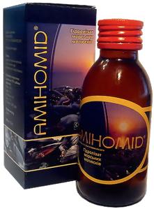 Аминомид - лекарство, созданное морем